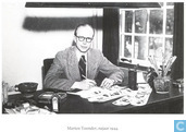 Bandes dessinées - Tom Pouce - Marten Toonder, tekenaar in oorlogstijd
