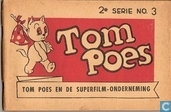 Bandes dessinées - Tom Pouce - Tom Poes en de superfilm-onderneming