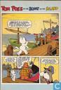 Strips - Bommel en Tom Poes - Tom Poes en de schat op het eiland