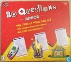 Board games - 20 Questions - 20 Questions Junior