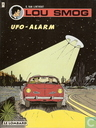 Strips - Lou Smog - UFO-alarm