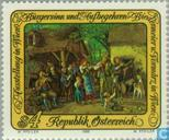 """Timbres-poste - Autriche [AUT] - Exposition """"Bürgersinn Aufbegehren und"""""""