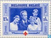 Postage Stamps - Belgium [BEL] - Red Cross