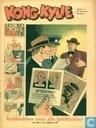 Strips - Kong Kylie (tijdschrift) (Deens) - 1951 nummer 17