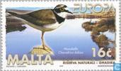 Postage Stamps - Malta - Europe - Nature reserves and parks