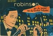 Bandes dessinées - Robinson, Mister - Mister Robinson en de jacht op de linkerschoen