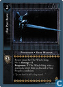 Trading cards - Lotr) Promo - The Pale Blade