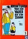 Bandes dessinées - Miche et Celestin Radis - De avonturen van een vader en zijn zoon 3