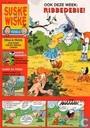 Strips - Suske en Wiske weekblad (tijdschrift) - 2002 nummer  3