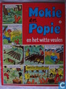 Mokie en Popie en het witte veulen