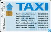 Taxi, de Tjongerschans