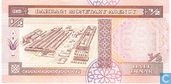 Banknoten  - Authorization 23/1973; 1996 ND Issue - Bahrain Dinar 1996 1/2