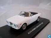 Voitures miniatures - Edison Giocattoli (EG) - Alfa Romeo Giulia GTC