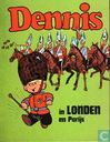 Comic Books - Dennis the Menace - Dennis in Londen en Parijs