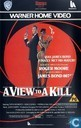 DVD / Video / Blu-ray - VHS videoband - A View to a Kill