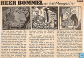 Comic Books - Bumble and Tom Puss - Heer Bommel en het Mengeldier
