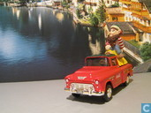 Model cars - ERTL - Chevrolet Elves Coca-Cola