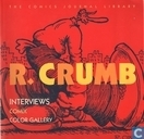 R. Crumb - Interviews - Comix - Color Gallery