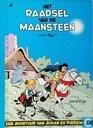 Strips - Johan en Pirrewiet - Het raadsel van de maansteen