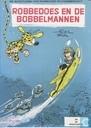Strips - Robbedoes en Kwabbernoot - Robbedoes en de Bobbelmannen