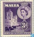 Visite de la Reine Elizabeth II