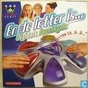 Board games - En de letter is... - En de letter is...