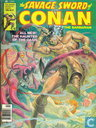 Bandes dessinées - Conan - The Savage Sword of Conan the Barbarian 37