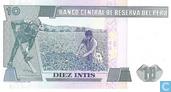 Banknotes - Banco Central de Reserva del Perú - Peru 10 Intis