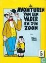 Strips - Piet Fluwijn en Bolleke - De avonturen van een vader en zijn zoon 5