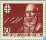 Postzegels - Berlijn - Jahn, Friedrich Ludwig 200 jaar