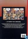 Comic Books - Krijgsheren, De - De burcht van Cormandel