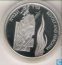 """Munten - Israël - Israël 2 nieuwe sheqalim 1993 """"Revolt and Heroism"""""""