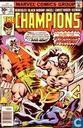Comic Books - Champions [Marvel] - The Champions 12