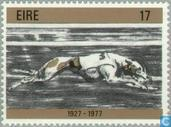 Timbres-poste - Irlande - Greyhound Racing 50 années