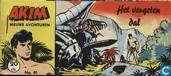 Bandes dessinées - Akim - Het vergeten dal