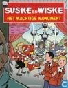 Comics - Suske und Wiske - Het machtige monument