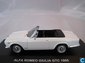 Modelauto's  - Edison Giocattoli (EG) - Alfa Romeo Giulia GTC