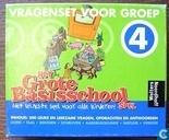 Het grote basisschool spel  -  Vragenset voor groep 4