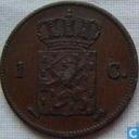 Monnaies - Pays-Bas - Pays-Bas 1 cent 1824