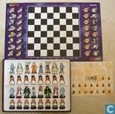 Spellen - Schaak - Dragonball Z schaakspel
