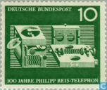Postage Stamps - Germany, Federal Republic [DEU] - Telephone