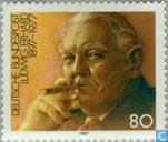 Postage Stamps - Germany, Federal Republic [DEU] - Ludwig Erhard 90th birthday