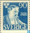 Postage Stamps - Sweden [SWE] - Viktor Rydberg