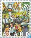 Postage Stamps - Åland Islands [ALA] - Europe – Festivals and national Celebrations