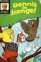 Comic Books - Dennis the Menace - Tussen Dennis en de diepe blauwe zee