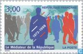Timbres-poste - France [FRA] - Médiateurs