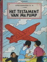 Comic Books - Jo, Zette and Jocko - Het testament van Mr. Pump