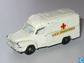 Model cars - Matchbox - Bedford Lomas Ambulance