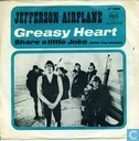 Disques vinyl et CD - Jefferson Airplane - Greasy Heart