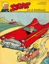 Bandes dessinées - Sjors van de Rebellenclub (tijdschrift) - 1961 nummer  37